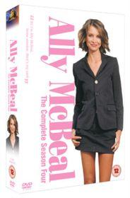 Ally McBeal – Complete Season 4 (Import DVD)