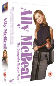Ally Mcbeal – Complete Season 5 (Import DVD)