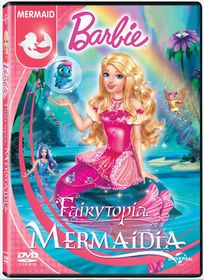 Barbie Mermaidia (DVD)
