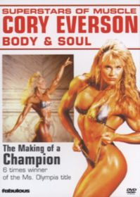 Cory Everson-Body And Soul - (Import DVD)