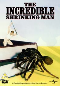 Incredible Shrinking Man - (Import DVD)
