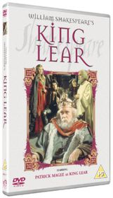 King Lear (Patrick Magee) - (Import DVD)