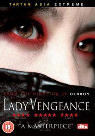 Lady Vengeance - (Import DVD)
