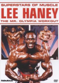 Lee Haney-Mr.Olympia Workout - (Import DVD)