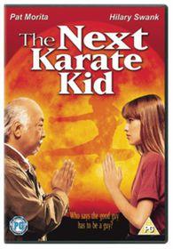 Next Karate Kid - (Import DVD)
