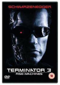 Terminator 3 - (Import DVD)