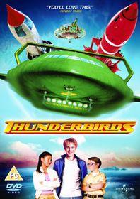 Thunderbirds (2004)(Dvd
