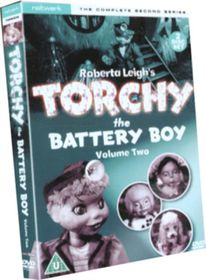 Torchy The Battery Boy-Ser.2 - (Import DVD)