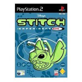 Disneys Stitch Experiment 626 - (PS2)