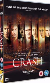 Crash (Sandra Bullock) - (Import DVD)