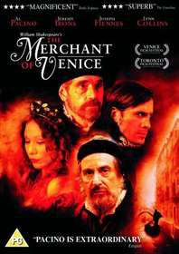 The Merchant Of Venice (DVD)