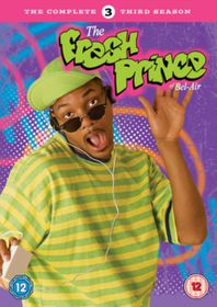 Fresh Prince of Bel-Air Ser.3 (4 Discs) - (parallel import)