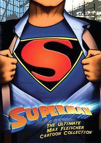 Superman - The Ultimate Max Fleischer Cartoon Collection (1941) - (Region 1 Import DVD)