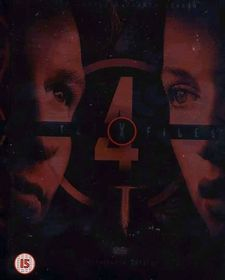 X-Files Season 4 - (DVD)