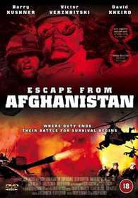 Escape from Afghanistan (DVD)