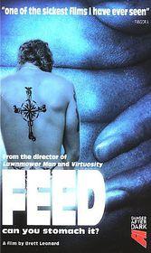 Feed - (Region 1 Import DVD)