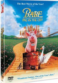Babe 2-Pig In the City - (Import DVD)