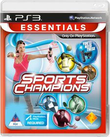 Sports Champions - Move Required (PS3 Essentials) *END OF LINE