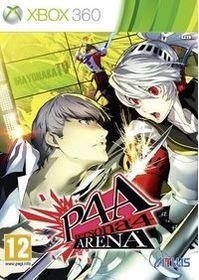 Persona 4 Arena: (Xbox 360)