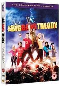 Big Bang Theory Season 5 (DVD)
