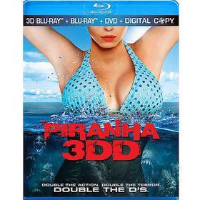 Piranha DD (Blu-ray)