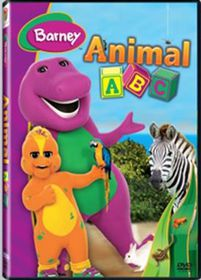 Barney: Barney's Animal ABC (DVD)
