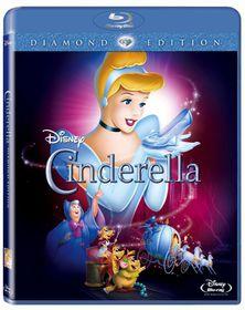 Cinderella Diamond Edition (Blu-ray)