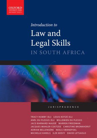 introduction to law south africa pdf