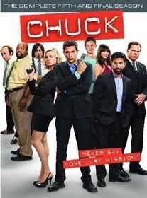 Chuck Season 5 (DVD)