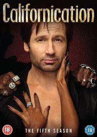 Californication Season 5 (DVD)