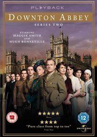 Downton Abbey Season 2 (DVD)