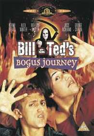 Bill & Ted's Bogus Journey (DVD)