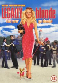 Legally Blonde - (Import DVD)
