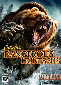 Cabela Dangerous Hunts 2013 Software (Wii)