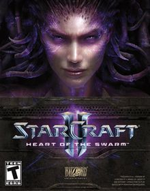 StarCraft II: Heart of the Swarm (PC DVD-ROM / Mac)