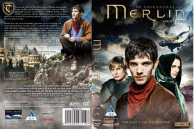 The Adventures of Merlin Season 2 (DVD)