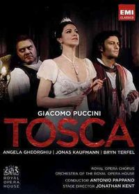 Tosca: Royal Opera House (Pappano) (DVD)