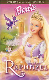 Barbie Rapunzel  (DVD)