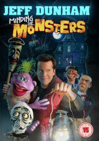 Jeff  Dunham - Minding The Monsters (DVD)