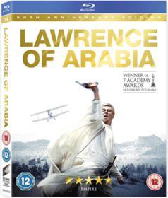 Lawrence of Arabia (Import Blu-ray)