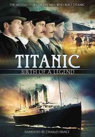 Titanic:Birth of a Legend - (Region 1 Import DVD)