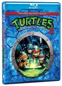 Teenage Mutant Ninja Turtles II - (Region A Import Blu-ray Disc)