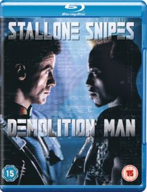 Demolition Man (Import Region B Blu-ray)