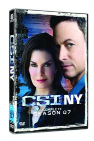 CSI New York Complete Season 7 (DVD)