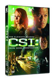 CSI Vegas: Crime Scene Investigation Complete Season 11 (DVD)