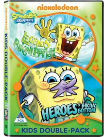 Spongebob Box Set: Heroes of Bikini Bottom & Legends of Bikini (DVD)