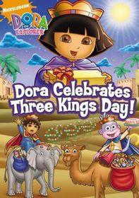 Dora The Explorer: Dora Celebrates Three Kings Day (DVD)