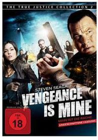 True Justice 2: Vengeance is Mine (DVD)