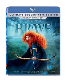 Brave (2D & 3D Blu-ray Superset)
