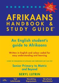 the afrikaans handbook and study guide buy online in south africa rh takealot com afrikaans study guide for grade 11 study guide for african american history